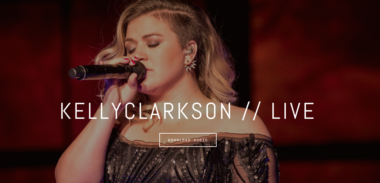 Kelly Clarkson signs a new record deal with Atlantic Records and releases four new songs.