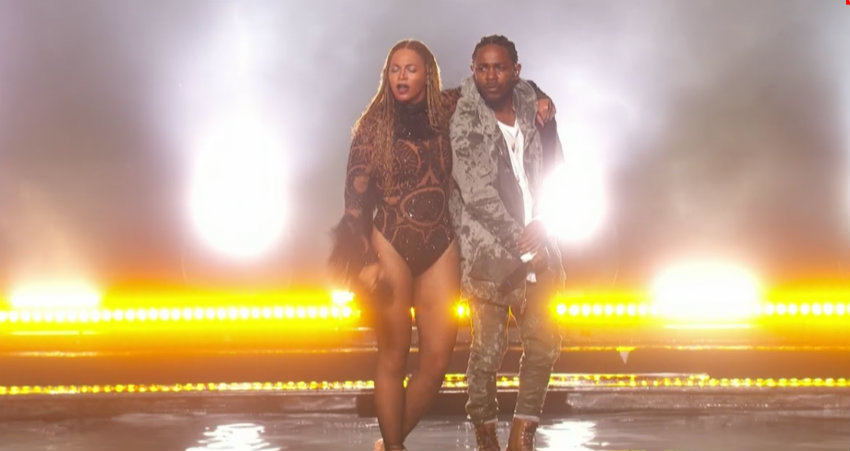 Beyonce and Kendrick ignited the BET Awards.