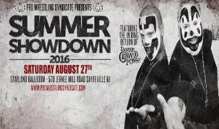 PWS Summer Showdown tickets at Starland Ballroom in Sayreville