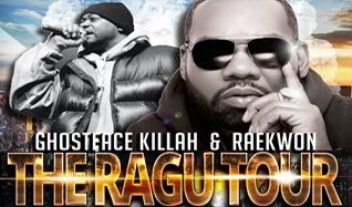 Raekwon & Ghostface Killah tickets at The National in Richmond