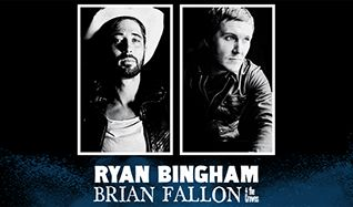 Ryan Bingham and Brian Fallon & the Crowes tickets at The Warfield in San Francisco