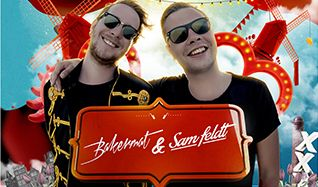 Bakermat + Sam Feldt tickets at Fonda Theatre in Los Angeles