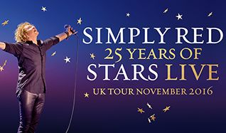 Simply Red tickets at The SSE Arena, Wembley, London
