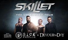 Skillet tickets at Starland Ballroom in Sayreville