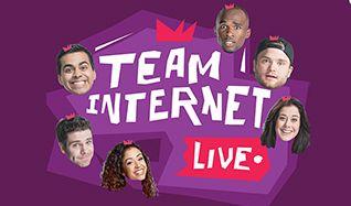 Team Internet Live tickets at El Rey Theatre in Los Angeles