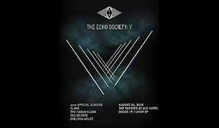 The Echo Society 'V' tickets at The Theatre at Ace Hotel in Los Angeles
