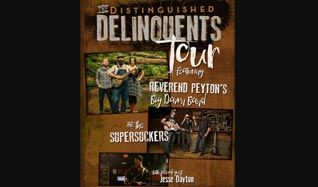 The Reverend Peyton's Big Damn Band / Supersuckers tickets at Gothic Theatre in Englewood