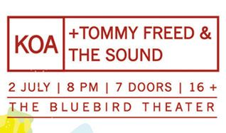 Tommy Freed And The Sound / Koa tickets at Bluebird Theater in Denver