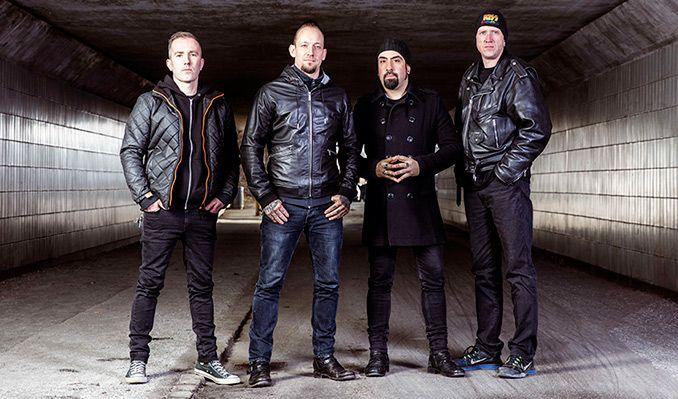 Volbeat @ Pier Six Pavilion tickets at Pier Six Pavilion in Baltimore