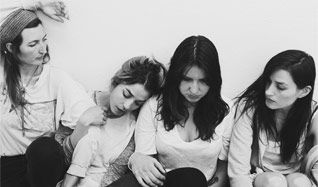 Warpaint tickets at Gothic Theatre in Englewood
