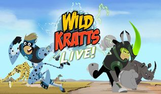 WILD KRATTS LIVE! tickets at Bellco Theatre in Denver