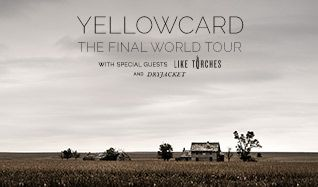 Yellowcard tickets at Mill City Nights in Minneapolis
