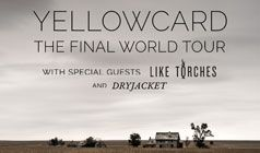 Yellowcard tickets at Starland Ballroom in Sayreville