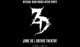 Zeds Dead  tickets at Gothic Theatre in Englewood