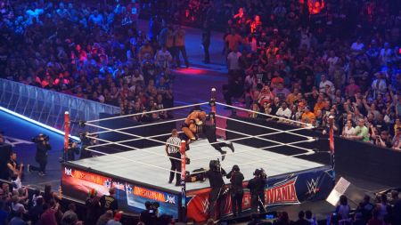 Second WWE world title not expected before WrestleMania 33