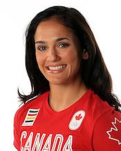 2016 Olympic profile: Jasmine Mian