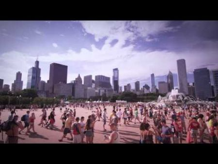 What time gates open at Lollapalooza
