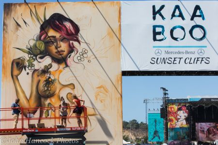KAABOO Del Mar Festival will be held September 16-18 in San Diego, CA.