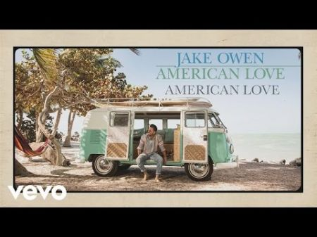 Jake Owen shares the title track for 'American Love'