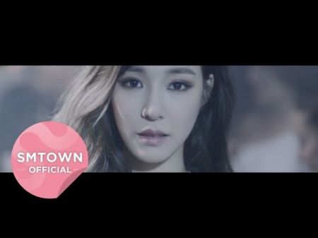 SNSD's Tiffany checks into 'Heartbreak Hotel' music video with Simon Dominic