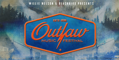 The inaugural Outlaw Festival features headliners Willie Nelson, Neil Young and more and takes place September 18, 2016.