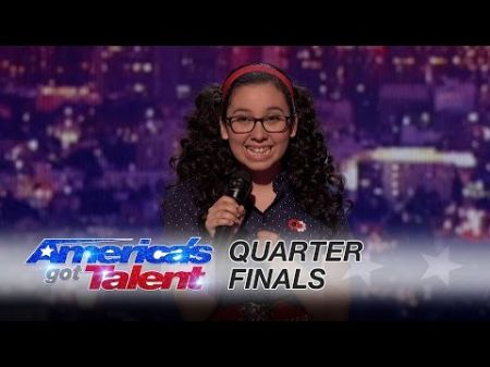 'America's Got Talent': Lori Mae Hernandez gets emotional after fate is revealed