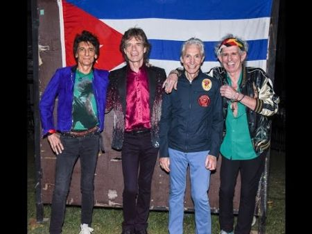 Rolling Stones in Cuba concert film 'Havana Moon' to hit theaters