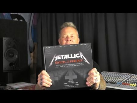 Metallica to release definitive story of 'Master of Puppets' book