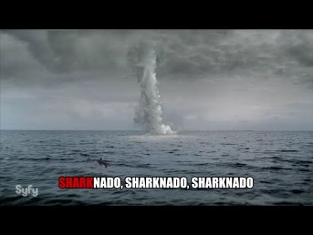 "The Offspring record new ""Sharknado"" theme"
