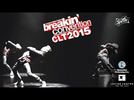 Breakin' Convention returns to Charlotte in 2016 with international talent