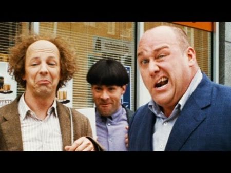 Movie review:  The Three Stooges