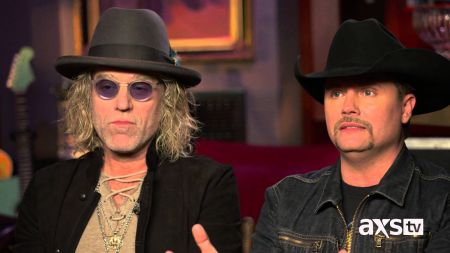 Big & Rich sit down for AXS TV's 'The Big Interview'