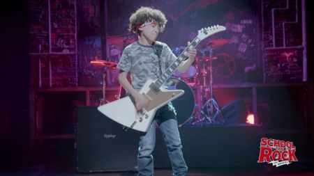 'Rock' in Fourth of July with a 12-year-old's patriotic guitar shredding (WATCH)