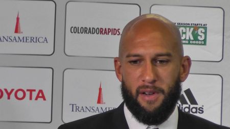AXS Sports minute...or so: Tim Howard talks about his move to the MLS