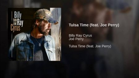 Billy Ray Cyrus is now on 'Tulsa Time' with new single