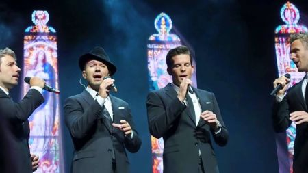 The Tenors suspend member after MLB All-Star Game controversy