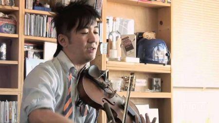 Kishi Bashi announce new album 'Sonderlust' and headlining tour