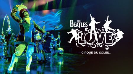 'LOVE' show celebrates 10th anniversary with Beatles and assorted stars