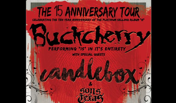Buckcherry tickets at PlayStation Theater in New York