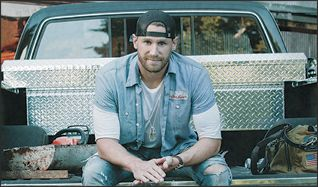 Chase Rice tickets at Jannus Live, Saint Petersburg