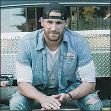 Chase Rice tickets at The National, Richmond