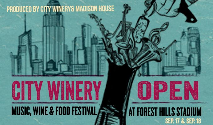 City Winery Open (Two-Day Passes)