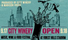 City Winery Open tickets at Forest Hills Stadium in Queens