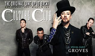 Culture Club tickets at Verizon Theatre at Grand Prairie in Grand Prairie