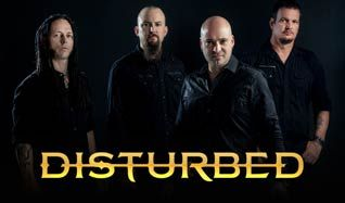 Disturbed tickets at The Joint at Hard Rock Hotel & Casino Las Vegas in Las Vegas