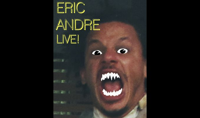 Eric Andre Live! tickets at The Showbox in Seattle