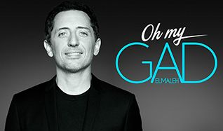 Gad Elmaleh tickets at Keswick Theatre in Glenside