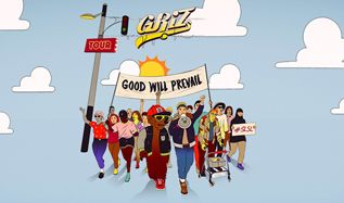 GRiZ tickets at Shrine Expo Hall in Los Angeles