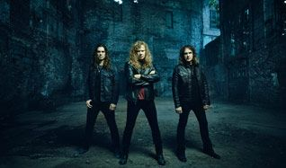 Megadeth tickets at 1STBANK Center in Broomfield