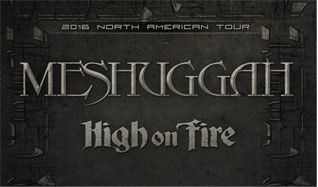 Meshuggah tickets at PlayStation Theater in New York